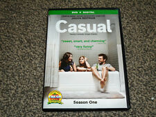 CASUAL : SEASON ONE - US TV COMEDY DRAMA REGION 1 DVD - IN VGC (FREE UK P&P)
