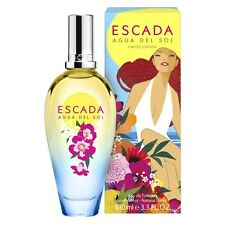 ESCADA AGUA DEL SOL 3.3 oz / 100 ml EDT SPRAY WOMEN NEW IN BOX SEALED