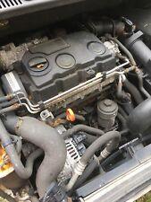 2010 Volkswagen Caddy Engine. Code BLS. 107000 Miles. Complete With Ancillaries