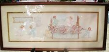 Home Sweet Home artist Peggy Dickey signed and numbered
