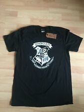 ADULTS HARRY POTTER HOGWARTS OFFICIAL MERCH EXHIBITION T-SHIRT SIZE SMALL