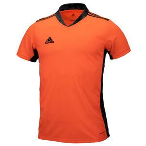 Adidas AdiPro 20 Short Sleeve Goalkeeper Jersey Men's Football Shirts FI4203
