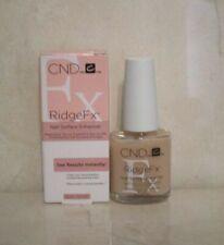 Cnd Ridgefx Nail Surface Enhancer .5 Oz Boxed