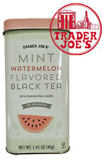 🔥 TRADER JOE'S WATERMELON MINT TEA! FRESH & KOSHER 🔥