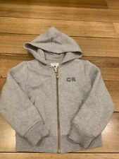 Country Road Kids Zip Up Hoodie Sweater Size 5