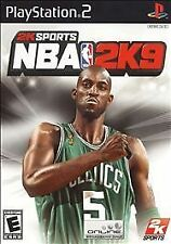 NBA 2K9 (Sony PlayStation 2, 2008)