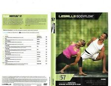 Les Mills Body Flow 57 Complete DVD, CD, Case and Notes