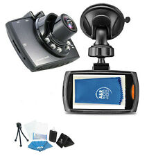 "Full HD 1080P 2.5"" Car DVR CCTV Dash Camera G sensor Night Vision Recorder + KIT"