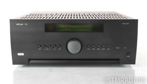 Arcam FMJ AVR390 7.2 Channel Home Theater Receiver; AVR-390; Dirac; Black