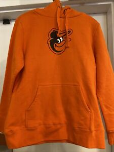 Baltimore Orioles Women's Hoodie Sweatshirt Size Medium NWT