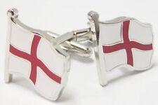 St George of England Flag  Cufflinks Cuff Links 10753