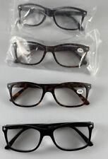 Reading Glasses for Women & Men  +3.50- Set of 4 Open Box
