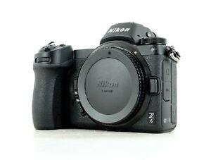 Nikon Z6 24.5 MP Mirrorless Camera (Body Only)