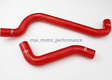 For 2001-2005 Dodge Neon SRT-4 Silicone Radiator Hose Red