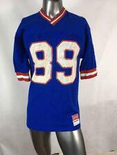 Vintage Sand Knit New York Giants #89 Mark Bavaro NFL Jersey Sz Medium