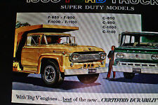 1957 to 60 ford big job 1/25