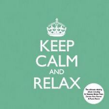 Keep Calm and Relax - Various Artists (Triple Album) [CD]