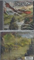 CD--RHAPSODY--SYMPHONY OF ENCHANTED LANDS II - THE DARK SECRET