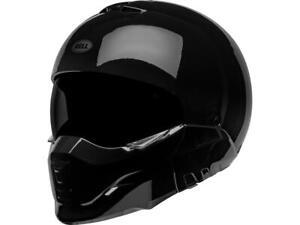 Casque intégral / jet moto BELL Broozer Gloss Black