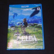 WII U - The Legend of Zelda: Breath of the Wild (Precintado)