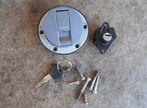 Fuel Petrol Tank Cap & Seat Lock Key T2501012 - Triumph 1050 Tiger ABS