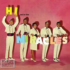 CD HI WE'RE THE MIRACLES SHOP AROUND YOUR LOVE MONEY DON'T LEAVE ME ETC