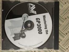 Metalldetektor - Minelab GP 3000 CD Mit Anleitung und Tipps