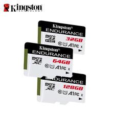 Kingston High Endurance 32G 64G 128G Micro SDHC SDXC Card for Dashcam & Monitor