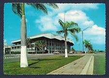 """Prinses Beatrix"" Airport ~ Aruba Netherlands Antilles ~ Vintage 1970's Postcard"