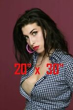 """Amy Winehouse~Personality Poster~Photo~Poster~ 20"""" x 30"""""""