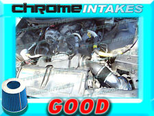 BLACK BLUE 1995 1996 1997 CHEVY CAMARO/PONTIAC FIREBIRD 3.8 3.8L V6 AIR INTAKE