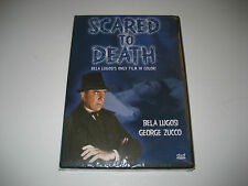 Scared to Death (DVD, 2006)