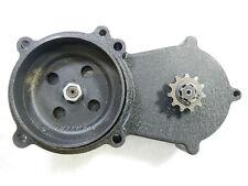 Transmission 11t Gear Sproket Box Bell Housing Pocket bike Super Mini Pit Gas