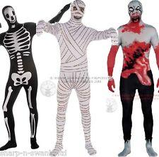 Disfraces de hombre en color principal negro de piel