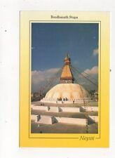 Boudhanath Stupa Nepal Postcard 608a