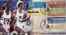 2002 Jeux du Commonwealth-Steven Scott (Steve CRAM) officiel