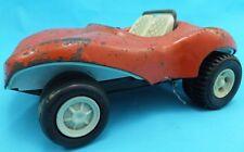Vintage de collection jaune tonka dune buggy metal jouet voiture diecast