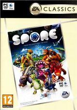 Spore (Mac/PC DVD) BRAND NEW SEALED