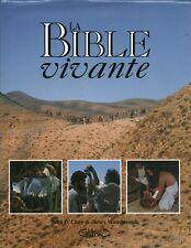 Livre La Bible vivante John D. Clare et Henry Wansbrough book