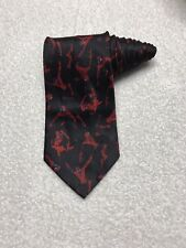 Spiderman Mens Neck Tie Marvel Comics Stan Lee Movie Superhero Black Necktie