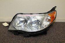 2011-2012 SUBARU FORESTER DRIVER LEFT XENON HEADLIGHT 3834