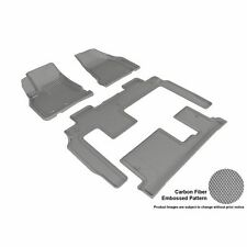 3D Maxpider Buick Enclave 2008-2017 Kagu Gray R1 R2 R3 Bench Seating
