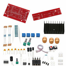 TDA7377 Power Amplifier 2.1 DIY kit 3 Channel Sound Audio AMP Board DC 12-18V
