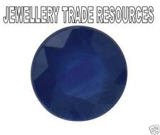 Round Blue Loose Sapphires
