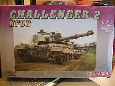 Dragon Challenger 2  KFOR     unopened   1/72