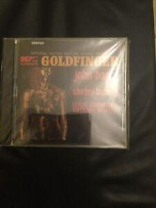 John Barry - Goldfinger [Original Motion Picture Film Soundtrack]