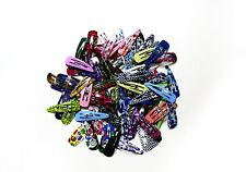 Metal Snap Hair Clips Girl Barrettes Salon Tools 90s  Stocking Stuffers LOT