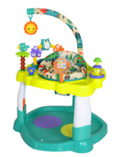 Woodland Activity Center Jumper Rotating Seat Baby Play Engaging Toy Unisex New