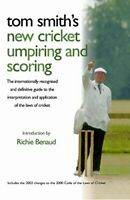(Very Good)-Tom Smith's Cricket Umpiring And Scoring (Paperback)-Tom Smith-02978