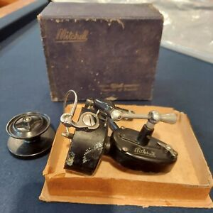 Mitchell (no number) Made in France fishing spinning vintage reel